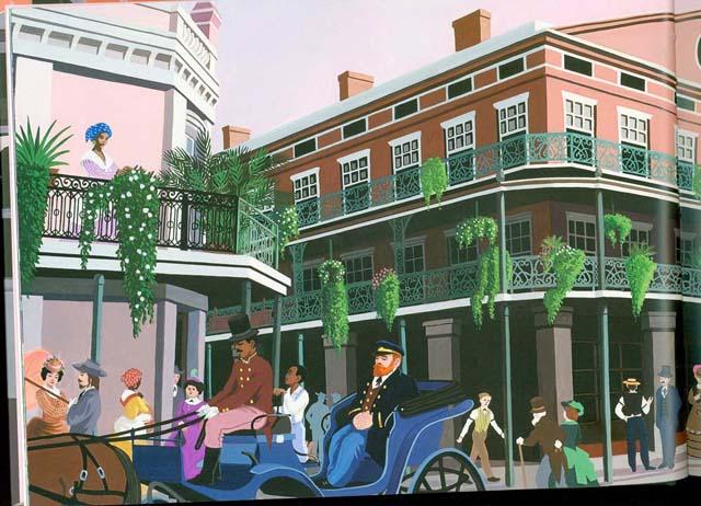Un jour, La Nouvelle Orléans, Sophie Koechlin