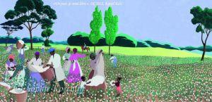 Un jour je serai libre, gouache,  éditions Kanjil, 2012