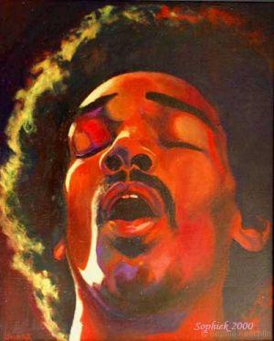 Jimi Hendrix - 2000