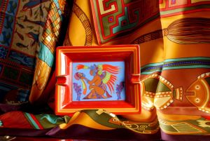 14 - Cendrier « Maya » (1996)