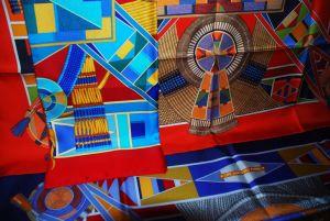 20 - Carré « L'Art Indien des Plaines » (2004)