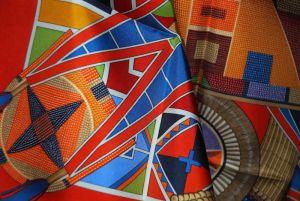 21 - Carré « L'Art Indien des Plaines », détail (1)