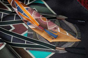 30 - Carré « L'art Indien des Plaines » et sa version « Twilly » (2012)