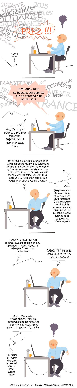 Botus et Mouche Cousus : Plein la mouche !